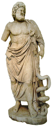 Asclepius, c. 6th C B.C.